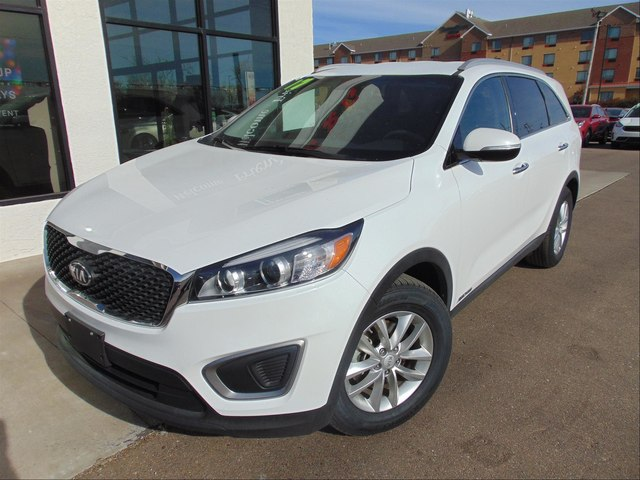 Certified Pre Owned 2017 Kia Sorento 3 3l Lx Suv In Dodge City 194129 G G Kia