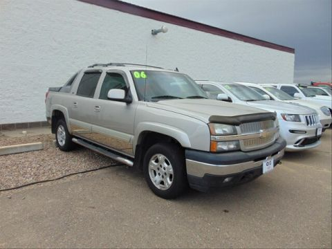 Pre-Owned 2006 Chevrolet Avalanche 1500